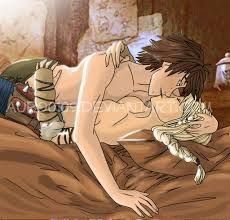 Chef  Hiccup and His Wife VikQueen Astrid Make Love.