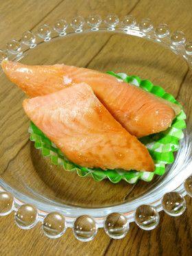 お弁当♡冷凍保存 焼き鮭