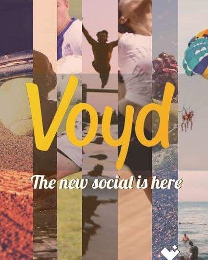 """Voyd  App is live in Victoria BC! Come win some great prizes and free candy. We are at the SUB today Thursday and Friday.  Participate in our """"Click it to win it"""" : Find a Voyd poster take a picture of it and post it on your social media with the #VoydSocial #VoydApp."""