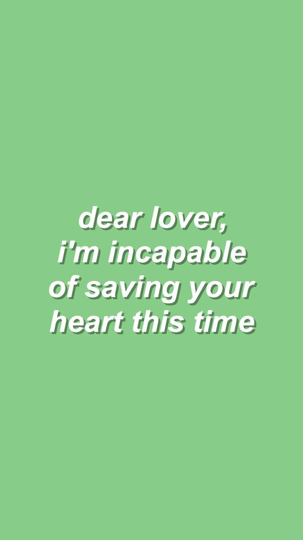 dear lover // little mix