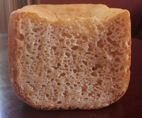 My bread machine and I have been pals since my grandma gave it to me as a wedding gift. I've used it to make countless loaves of bread, dough for rolls and pizza, even jam. Then we became glu…