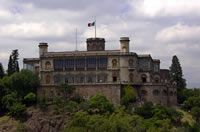 Castillo de Chapultepec - Guía Turistica Chapultepec - México
