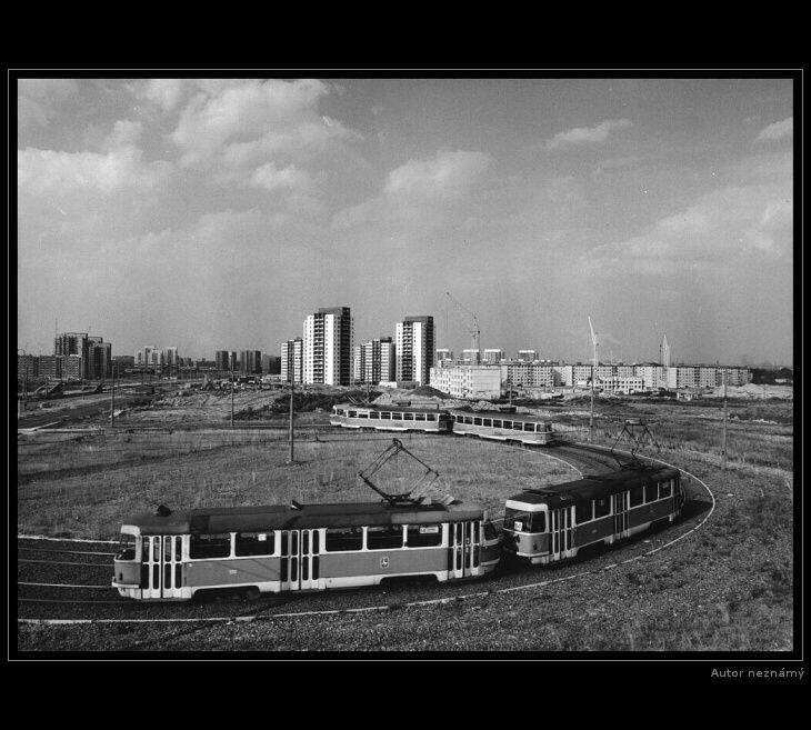 tramvajová točna Ostrava-Dubina