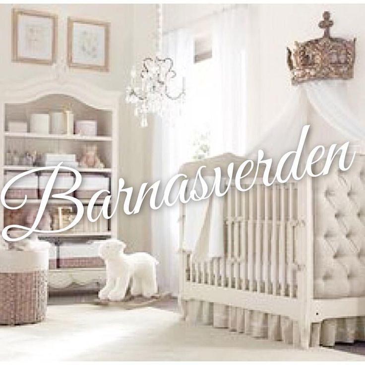 Følg @barnasverden for masse flott inspirasjon til barnerommet for ...