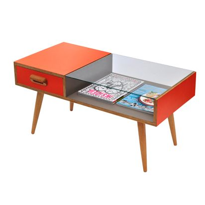 SENKKI FURNITURE T90 Retro Coffee Table Handcrafted In Adelaide Danish Interior Design And Modern Art