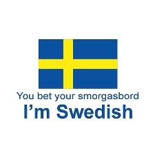 In my case... 1/2 Swedish ;-)