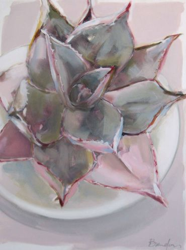 Aloes. Shirley Brandon does it again. Too lovely!