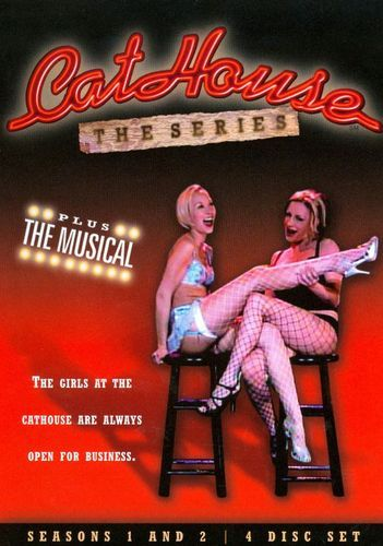 Cathouse The Series 4 Discs Dvd