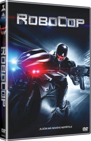Film Robocop 2014 na DVD