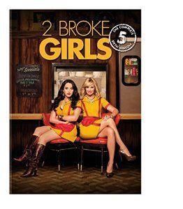 Amazon.com: 2 Broke Girls: The Complete Fifth Season: Kat Dennings, Beth Behrs, Garrett Morris, Jonathan Kite, Matthew Moy, Jennifer Coolidge, Michael Patrick King, Michelle Nader: Movies & TV