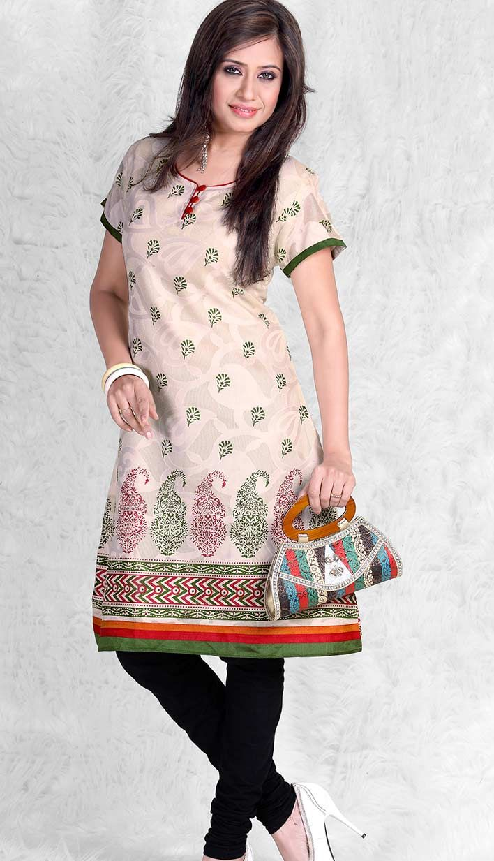 Get Indian Beautiful Cream #CottonKurti  Product code: KKR-36586 Price: INR 955 (Readymade size), Color: cream Shop Online now: http://www.efello.co/Kurti_Indian-Beautiful-Cream-Cotton--Kurti-Best-For-Online-Shopping_35016