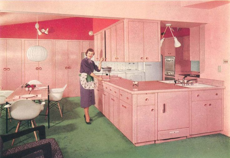 TBT - Look at an old Formica® Brand Laminate ad.