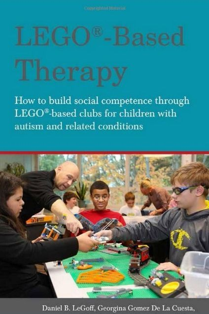 LEGO-BASED THERAPY: How to Build Social Competence Through LEGO-Based Clubs For Children With Autism and Related Conditions. This complete guide to LEGO Therapy contains everything you need to know in order to set-up and run a LEGO Club for children with autism spectrum disorders or related social communication difficulties and anxiety conditions. Use the link below to learn more and/or order the book...