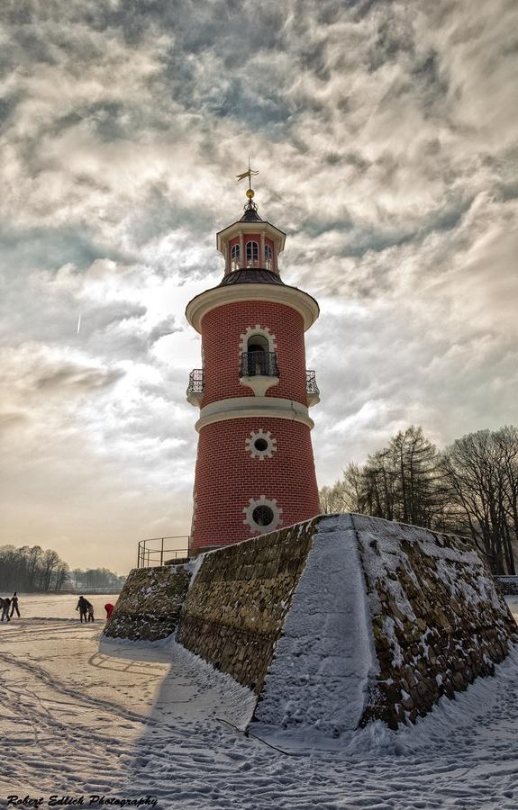 Lighthouse Moritzburg ~ Saxony ~ Germany