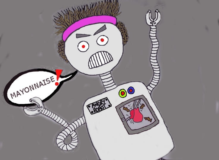 Angry robot - The Midnight Beast