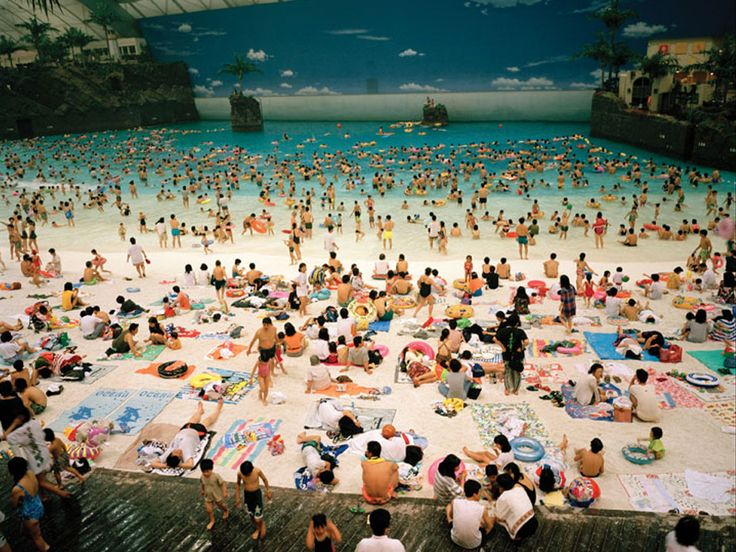 Word of Mouth: Martin Parr's Life's A Beach