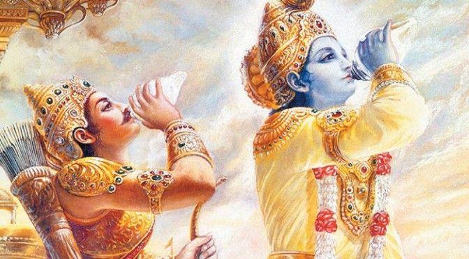 Hindoue antique : Voici 10 leçons de vie de la Bhagavad Gita, un ancien texte indien rempli sagesse. 1. Le changement est la loi de l'univers Ce que vous