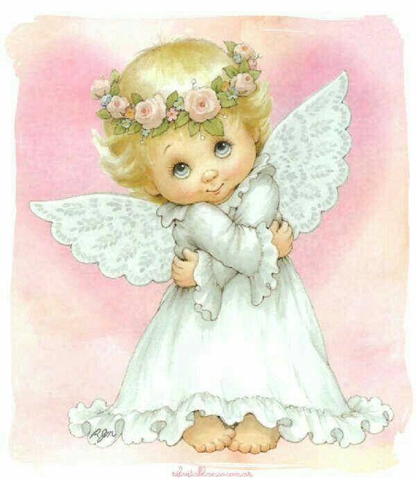 красивые ангелочки картинки на аватарку целью