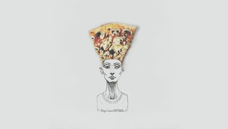 italian-food-become-illustrations-of-diego-cusano-Nefertiti