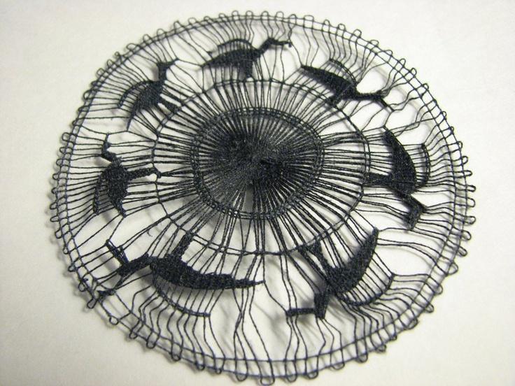 #nanduti #lace #needlelace