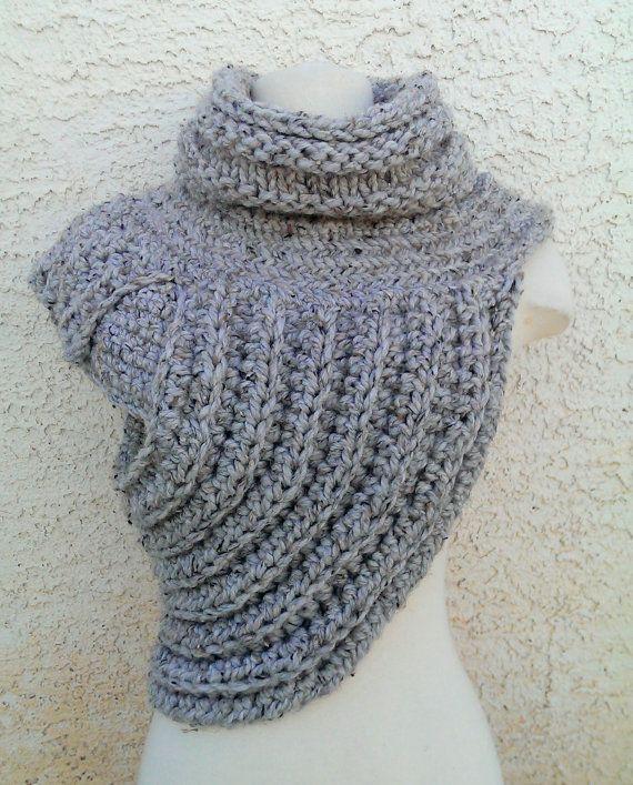 Katniss Inspired Cowl Crochet Pattern - Advance Crochet ...