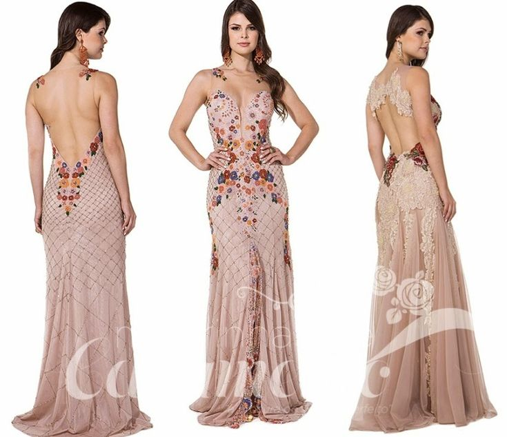 17 Best Images About Vestidos Festa On Pinterest Aire