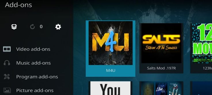 M4U Kodi Add-on Install Guide - Movies and TV Streams Explained