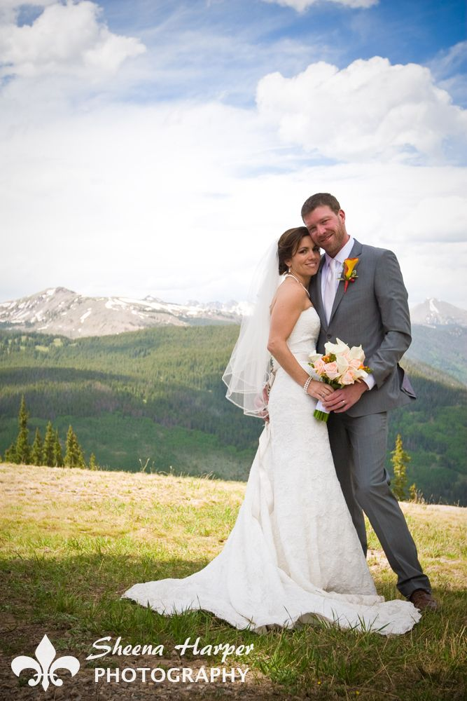 Copper Mountain Resort Wedding Photography | Colorado Springs Wedding Photographers | Sheena Harper Photography