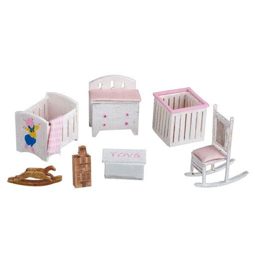 1/48 Scale Victorian Nursery Kit