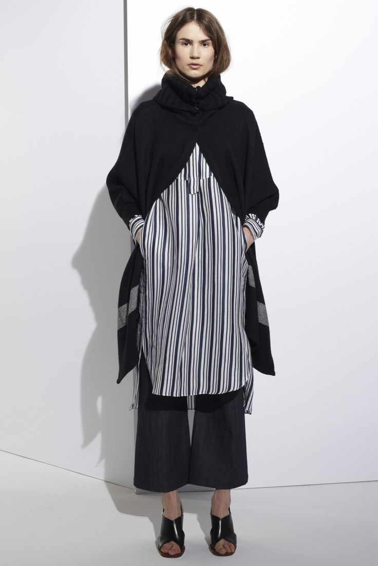 Apiece Apart - Fall 2015 Ready-to-Wear - Look 10 of 25