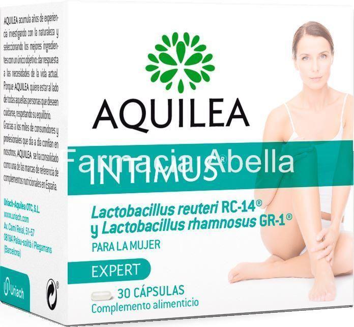 #Aquilea#Intimus 30 cápsulas #probióticos #FloraIntima #vaginal #mujer #salud