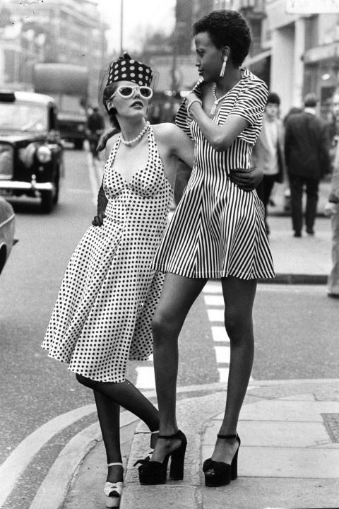 1000+ images about 70s fashion on Pinterest | Platform ...