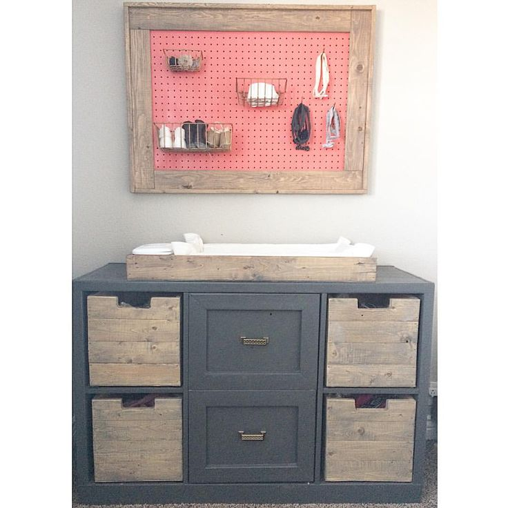 Free Plans Nursery Changing Table Dresser @hardyhomereno