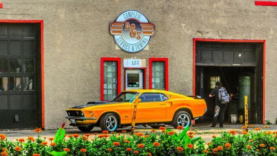 1969 Mustang - Cobra Jet - 428ci - 4 Speed in Transcona, Manitoba