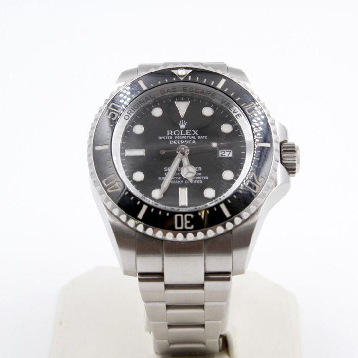 Reloj automático Rolex SEA-DWELLER DEEPSEA 116660 de segunda mano. Se entrega con caja y documentación. Dispone de 1 año de garantía. #Rolex #Reloj #Lujo #segundamano