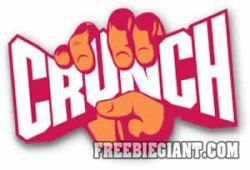Free 1-Day Crunch Gym Pass - http://freebiegiant.com/free-1-day-crunch-gym-pass/ You can get a free 1-day pass for Crunch Gym, but hurry because this offer won't last long!  If you would like to get your free 1-day guest pass to Crunch Gym, you can simply click here to fill out the request form. This free 1-day guest pass is valid at any participating US Crunch gym....