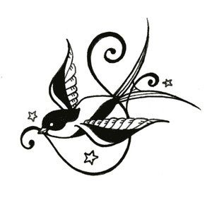 Loyalty Sign Tattoo Designs | Sign and symbol tattoos ...