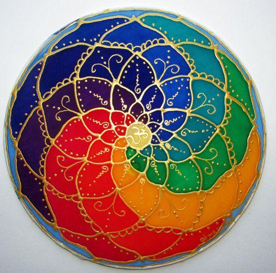 Balance Mandala Chakra Mandala mandala art chakra art spiritual art meditation…