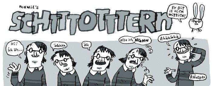 mawil stottern комиксов