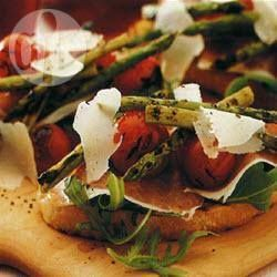 Asparagus and Parma ham bruschetta @ allrecipes.co.uk