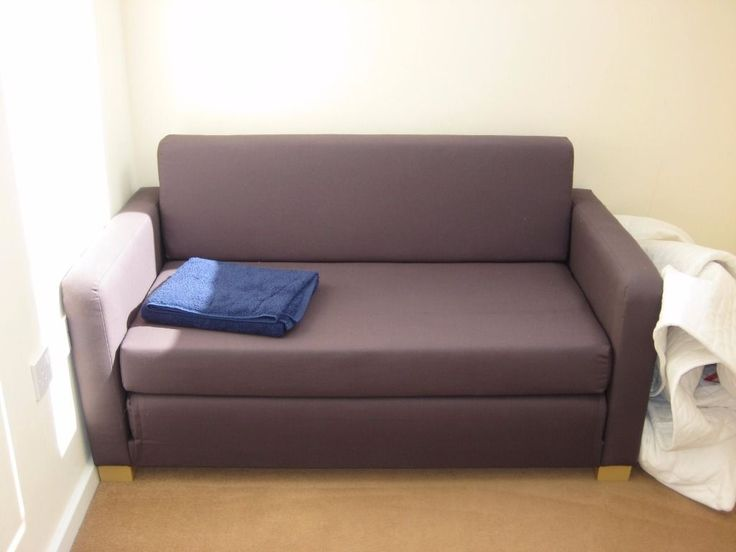 Solsta Sofa Bed Assembly