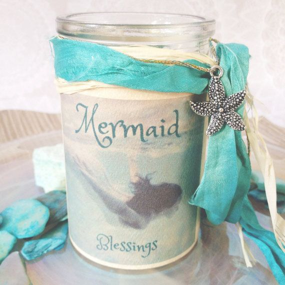 Hey, I found this really awesome Etsy listing at https://www.etsy.com/listing/264728071/mermaid-candle-light-green-soy-wax