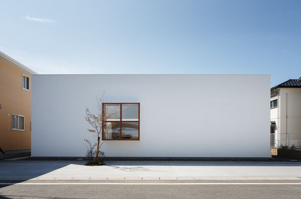 idokoro by mA-style architects