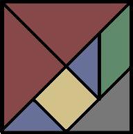 Tangram - Triângulo de Pascal - Teorema - Translação - Tangente - Tetraedro .