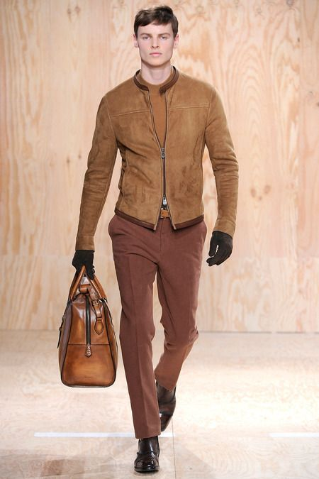 Berluti | Fall 2014 Menswear Collection.