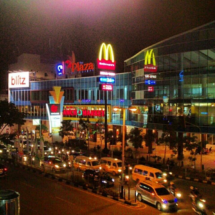 The plaza balikpapan
