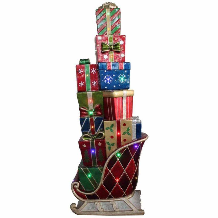 Commercial Grade Christmas Decorations: Asstd National Brand 60 LED Lighted Commercial Grade