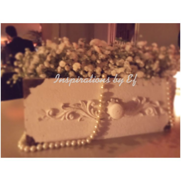 Wedding centerpieces...