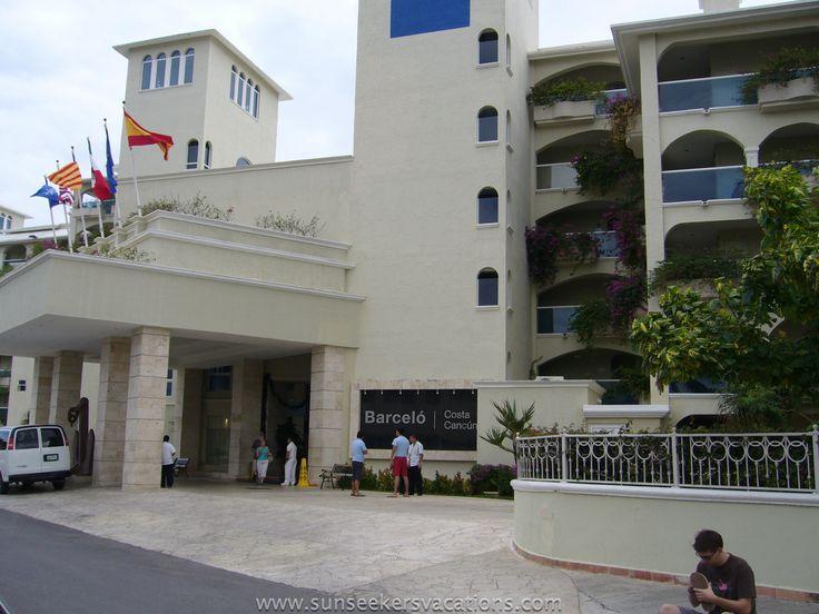 All Inclusive Barcelo Costa Cancun