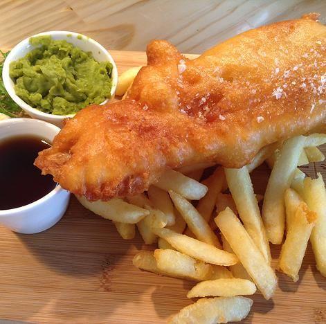 Fish Kitchen Dutton Park | Menu
